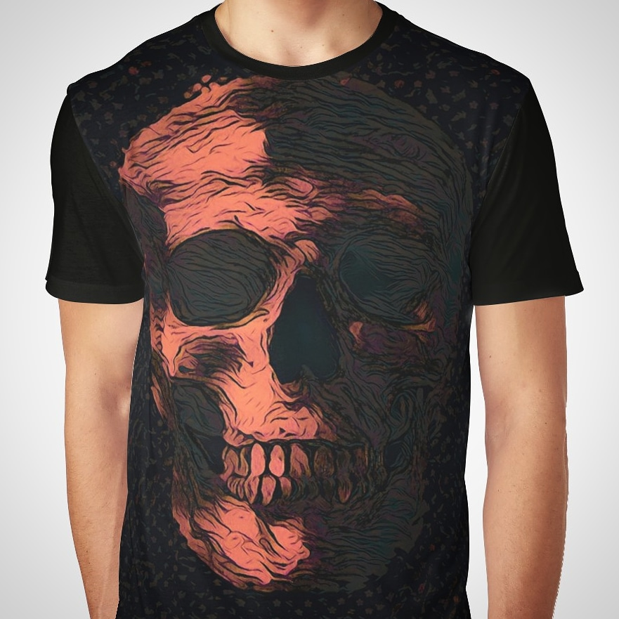 Skull Retro Cult by crassco
